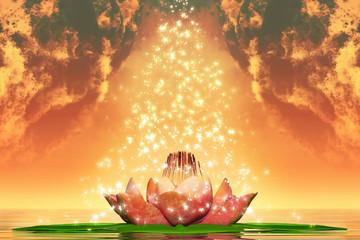 Heiliger Lotus