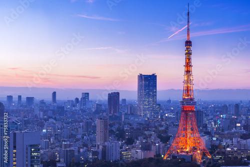 Canvas Tokyo Tokyo Tower