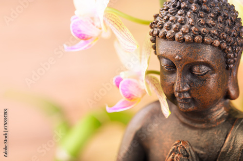 canvas print picture Buddha