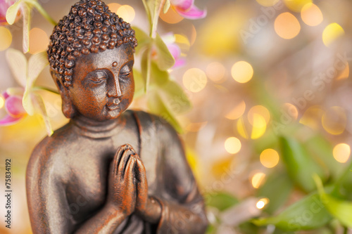 Poster, Tablou Buddha Statue