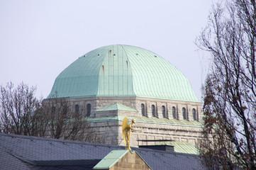 Alte Synagoge in Essen, Deutschland