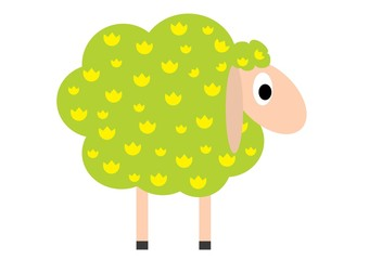 Wielkanoc Owca