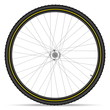 mountain bike wheel - 75843169