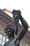 Perseus, Florence poster