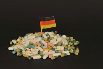 Medikamente, Arzneimittelgesetz, Pharmalobby, Medizin, Zulassung