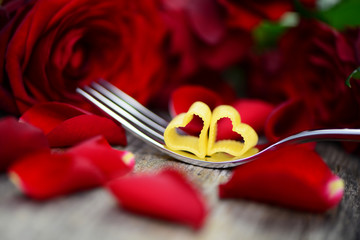 Rosen Herzen