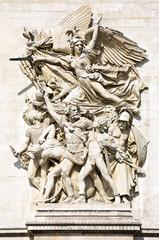 La Marseillaise, Arc de Triomphe, Paris