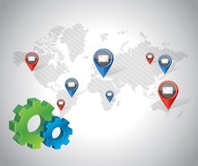 gear media communication network