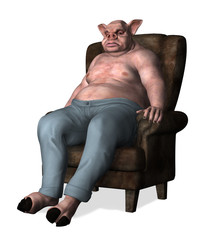 Fat Slob