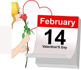 14 Febbraio, Festa di San Valentino