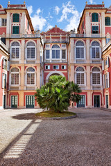 Palazzo Reale in der Via Balbi, Genua