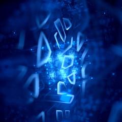 Complex virus in cyberspace
