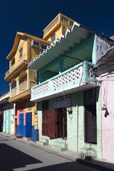 Strassenbild, Cap Haitien, Haiti