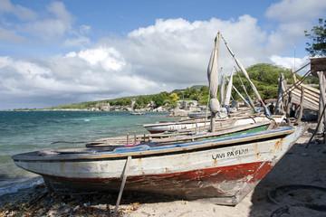 Hafen, Môle Saint Nicolas, Haiti