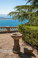 Taormina's park