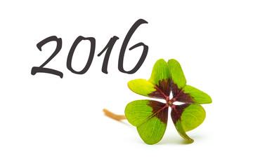 Viel glück im neuen Jahr 2016