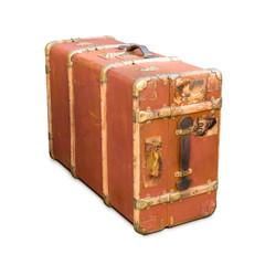 Vecchia valigia Very old suitcase