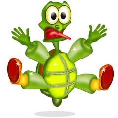 tartaruga da paura