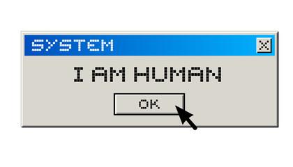 I´m human