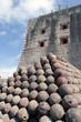 Kanonenkugeln Zitadelle La Ferrière, Milot, Haiti - 75859518