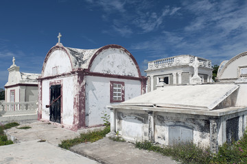 Zentralfriedhof, Jacmel, Haiti