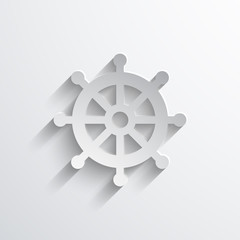 rudder web icon