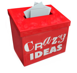 Crazy Ideas Suggestion Box Submit Funny Irregular Imposible Impr