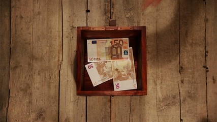 lot of euros concept financing or crowdfunding