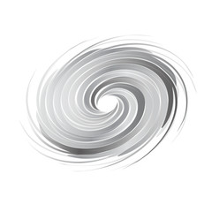 Abstract circle swirl image. Concept of hurricane