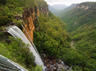 Fitzroy Falls Balcony View
