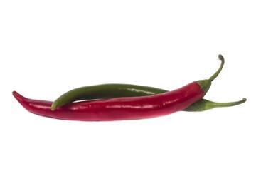 sharp pungent bitter chili