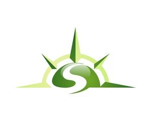 compass logo template v.5