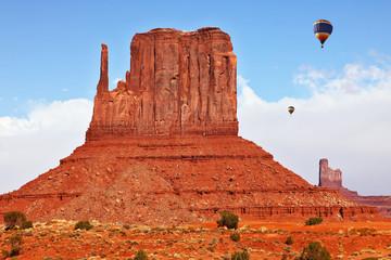 Navajo Reservation in Arizona and Utah