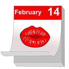 Un bacio per San Valentino