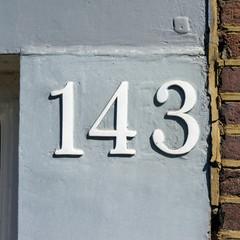 Number 143
