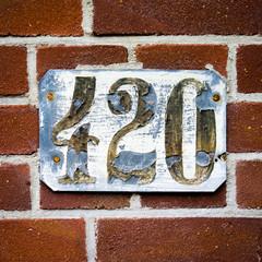 Number 420