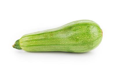 Courgette or zucchini.