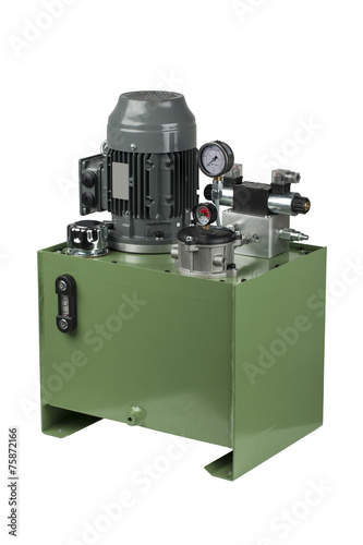 hydraulic pump - 75872166
