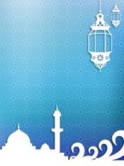 Islamic Theme Background