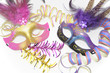 canvas print picture - Karneval
