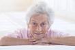 Portrait Senior Femme