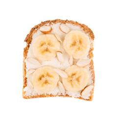 delicious banana sandwich