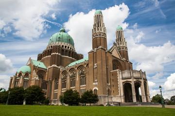 Basilica of the Sacred Heart (Koekelberg) in Brussels, Belgium