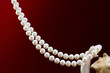 Pearl necklace - 75877113
