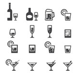 alcohol drink icon