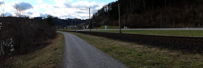 Weg Panorama
