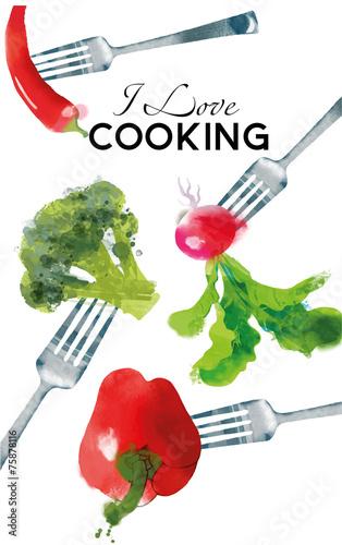 moja-kuchnia-zestaw-tla-akwarela-wektor-kuchnia