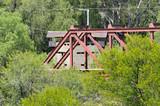 Krom River Blockhouse poster