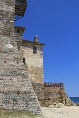 Ouranoupoli castle