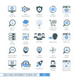 SEO icons set 02